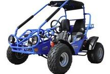 TrailMaster 150 XRS GoKart / BEST 150: Trailmaster 150 XRS Dune Buggy, add a FREE Battery Tender or MP3 Player (optional), Super High Quality and Tons of MRP Performance Parts. Reliable GY6 Engine 150cc 4-stroke, Electric Start, CVT Trans with Reverse, Fenders, Utility Rack, Lights