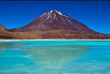 Places to Visit in Bolivia / There are many amazing places to visit in Bolivia from the world's largest salt flat to the Amazon Jungle and the highest lake in the world, Lake Titicaca, just to name a few. Visit our website to see how you can explore all of these wonderful attractions Bolivia has to offer at: http://travelstorebolivia.com/