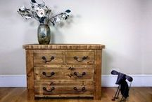 Wooden Rustic Furniture / Different designs and styles of Indoor Furniture to give you some inspiration...
