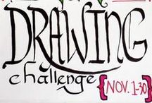 Challenges / Challenge yourself every day and you will grow.