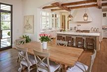Modern Wooden Kitchen Ideas / The heart of the home!