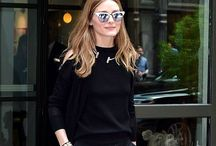 Style Icon - Olivia Palermo / Olivia Palermo's style is always polished and incredibly chic. Whether she's sitting front row at fashion week or running around New York City, you can be assured her sense of style will never disappoint.