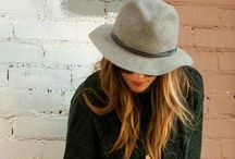 Must Have Hats / Adding a hat to your ensemble is like adding the icing to a cake!