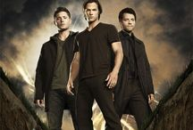 Supernatural / Saving people. Hunting things. The family business. Also Sammy don't forget the pie!