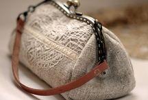 Pochettes & Sacs / DIY Couture