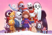 Undertale / As you look through this board. It fills you with determination