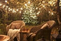 Outdoor Lighting / A collection of different lighting designs for you to get inspired from...