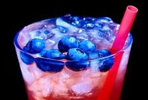 Blueberry Libations