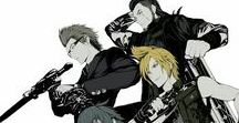 FFXV - The Chocobros / A board dedicated to Noctis, Prompto, Gladio and Ignis. The Chocobros of Final Fantasy 15