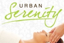 Urban Serenity / Our in house Beauty Salon, open to the public.