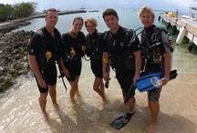 Cayman Dive Instruction