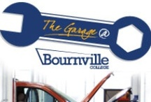 The Garage / The Garage @ Bournville College is a brand new business specialising in car and motorbike servicing, repairs and MOTs.