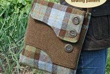DIY Tissu # Sacs ~ Bags