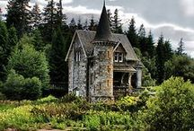 Just Dreaming... / Castles & other such things...that I desperately want to live in...#dreaming