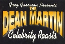 Dean Martin~Star Roasts / This board showcases the Celebrity Roasts of many famous stars. These old videos are hilarious. Most of these wonderful talented stars are long gone, but they will never be forgotten for all the fun and laughter they gave to the world. / by Betty Pringle