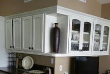 Cabinet Finishes / Examples of the quality finishes offered at New Age Cabinet Coatings.