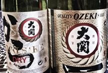Food & Drink #4 - The Sake Edition / Pictures of Sake, a popular Japanese alcoholic drink, which is made from brewing rice and that tastes AWESOME. It also makes a fine alternative to 'regular' wine.   Culinary images and useless captions provided by: @koukouvaya / Jack Oughton