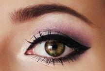 Stargazer / Make-up for green eyes:)