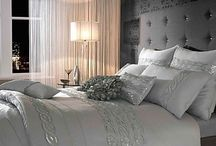 Beautiful Bedrooms / Rooms that are classy and pretty!