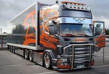 trucks / truck.... =D