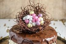 Easter Recipes & Decoration / Easter recipes and decoration ideas.