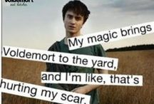 Harry Potter-isms