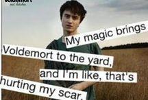 Harry Potter-isms