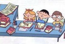 Escribir y leer / Animación a la lectura en primaria