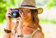 Photography Tips & Tricks / This board contains many helpful resources and tools for taking your blog, business, or personal photography and photo editing to the next level in 2016.