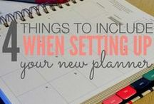Planners Gotta Plan / I love paper planners like the Erin Condren and Day Designer. If you love to plan, check out the amazing resources included on this board.