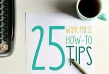 WordPress Know-How / Want to learn how to use self-hosted WordPress for your blog or business? I'm sharing some super helpful resources and tools here!