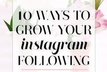 Instagram Tips & Tricks / Instagram is the fastest growing social media network in the world! Learn how to use it to sky-rocket your blog or small business to the next amazing level by following this board filled with awesome tips, tricks, and resources.