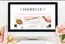 WordPress Themes / If you're looking for super gorgeous, totally customizable themes for self-hosted WordPress, you'll find a great selection here on this board.