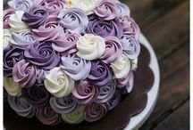 Cakes and Icing Recipes / A collection of delicious cakes and icing recipes.