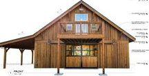 Pole Barn Kits / Top quality materials with quality engineering pole barn kits made to be affordable. #polebarnkits #polebarns #barnplans #barndoors #barns http://polebarnhome.net