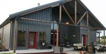 Pole Barn Designs / pole barn designs and layouts to help bring your vision to life.