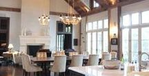 Pole barn interiors / take a look at some pole barn interiors with detailed design ideas