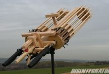 Awesome DIY / It is amazing what your average person can do in the copious free time / by Scott Walker