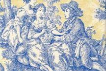 Textiles:,Toile de Jouy