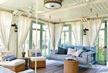 Lifestyle: Sleeping Porches