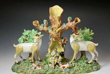 Collecting: English Staffordshire Figurals