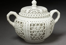 Collecting: Creamware, Salt-Glazed Pottery