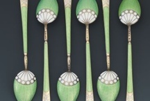 Collecting: Antique Silver Flatware & Serving Pieces