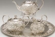 Tea Time: Silver