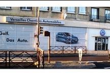 Volkswagen Versailles - La concession / Découvrez la concession Volkswagen VCA à Versailles  http://volkswagen-versailles.com/groupe-VCA