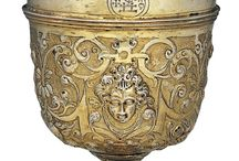 Collecting: Antique Chalices,Goblets and Cups