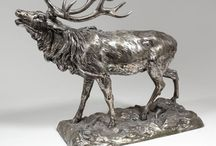 Collecting: Antique Silver Figurals