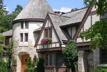 Lifestyle: Tudor Homes and Interiors