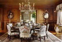 A Room to Dine / by Isabella Wentworth
