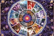 Around The Zodiac / by Raven